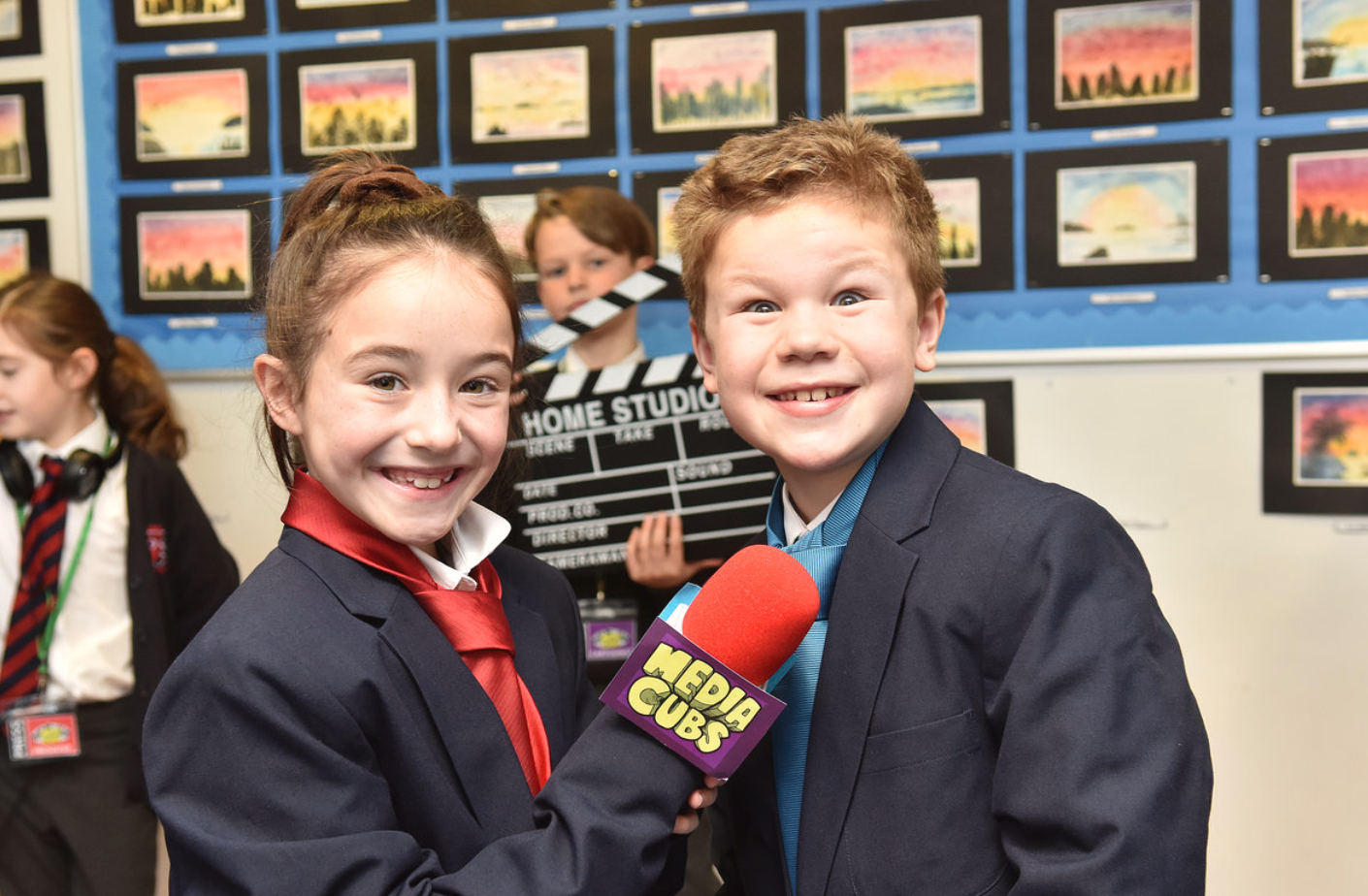 Meet the Manchester kids taking on the Prime Minister and Government, The Manc