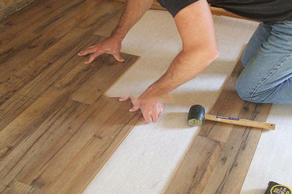 ết quả hình ảnh cho Lưu ý khi lát sàn gỗ công nghiệp