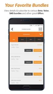 My Ufone App bundle Activation
