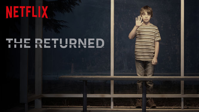 Affiche Netflix de la série The Returned