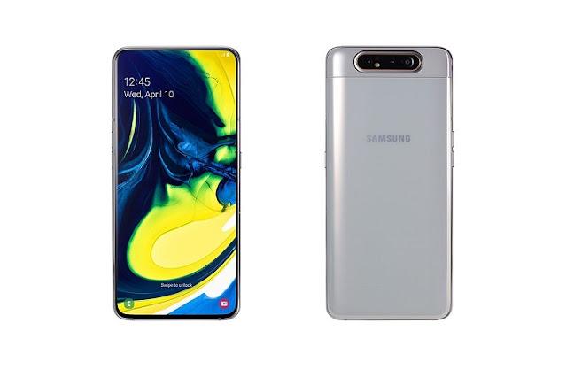 Samsung Galaxy A80: هاتف متوسط المدى فعال بسعر معقول