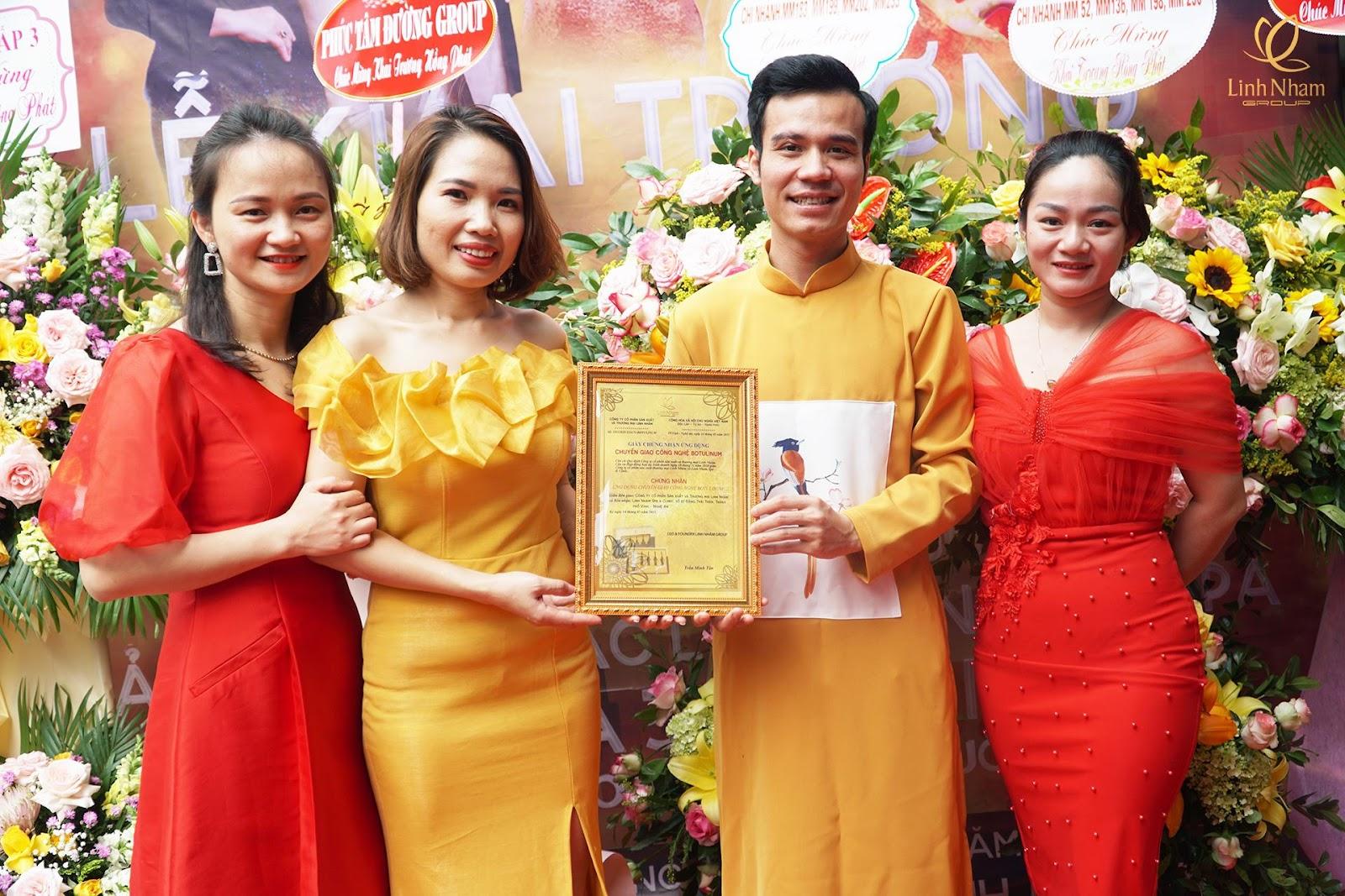 Khai trương Linh Nham Spa & Clinic thành phố Vinh - điểm đến của những giá trị khác biệt - Ảnh 2