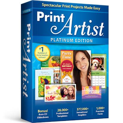 Print artist platinum 25 | print software | nova development.