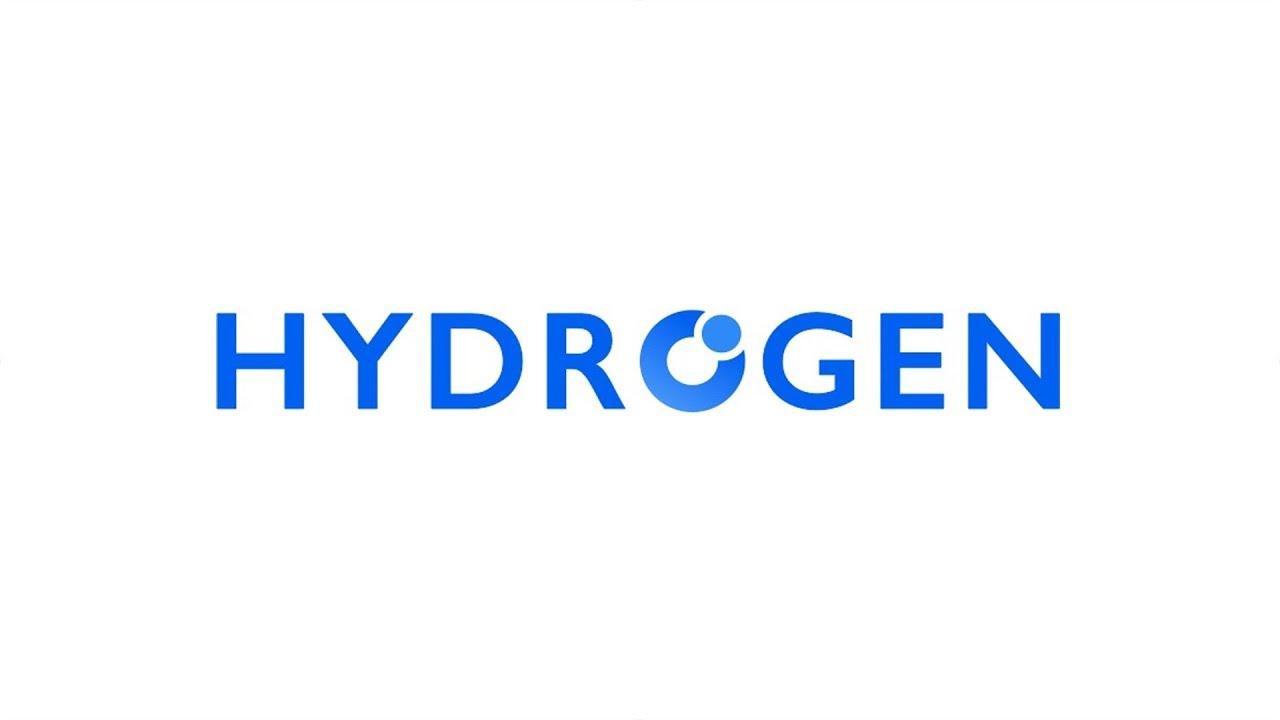 Image result for hydrogen fintech logo