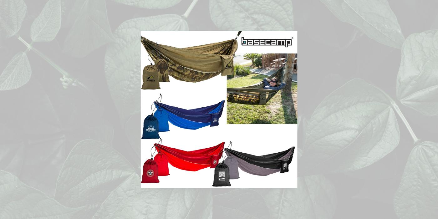 eco-friendly hammock