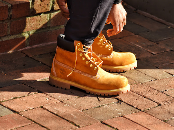The Origins of Your Favourite Work Boots [Then & Now]
