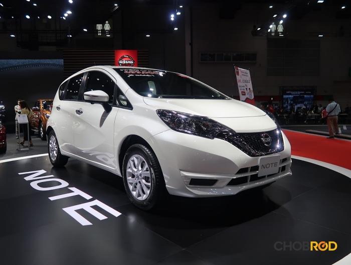Nissan Note 2019 ได้เปิดตัวรุ่นย่อยใหม่ 1.2 V CVT
