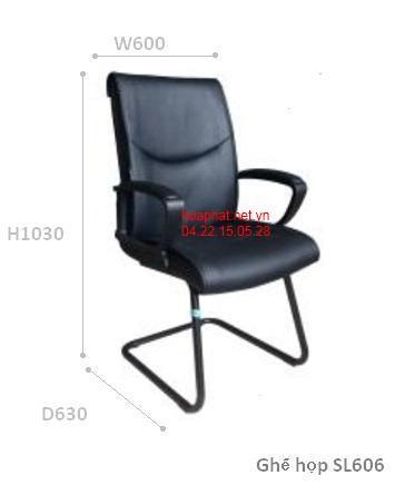 Ghế phòng họp chân quỳ - giải pháp tối ưu cho phòng họp