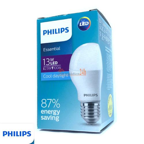 Hình ảnh bóng đèn LED bulb Mycare Philips 13W