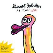 Daniel Johnston at Home Live