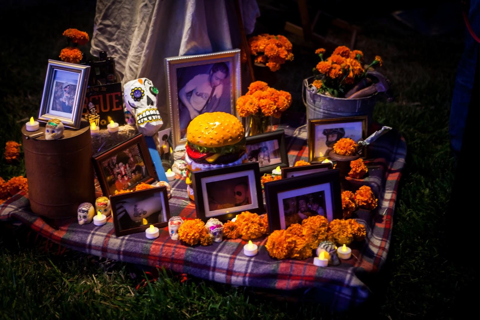 Dia de los Muertos in LA