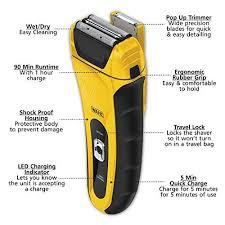 WAHL MODEL 7061-100 - best electric shaver