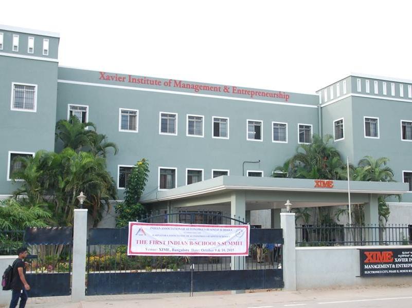 Xavier Institute of Management & Entrepreneurship