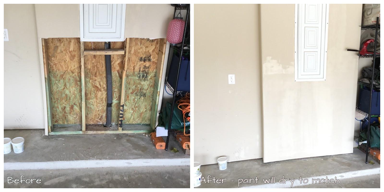 Handyman Melissa drywall repair