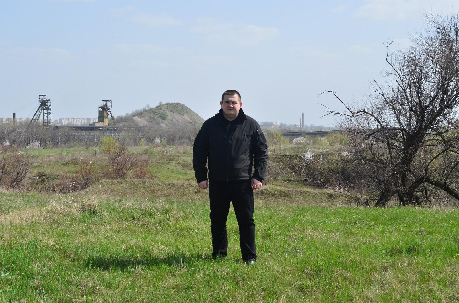 ЗОЛОТО МОЖЕТ БЫТЬ И ЧЕРНЫМ: Адвокат Игорь Чудновский, в прошлом практиковавший в Луганске, уверен: главари республик зарабатывают на угле миллионы