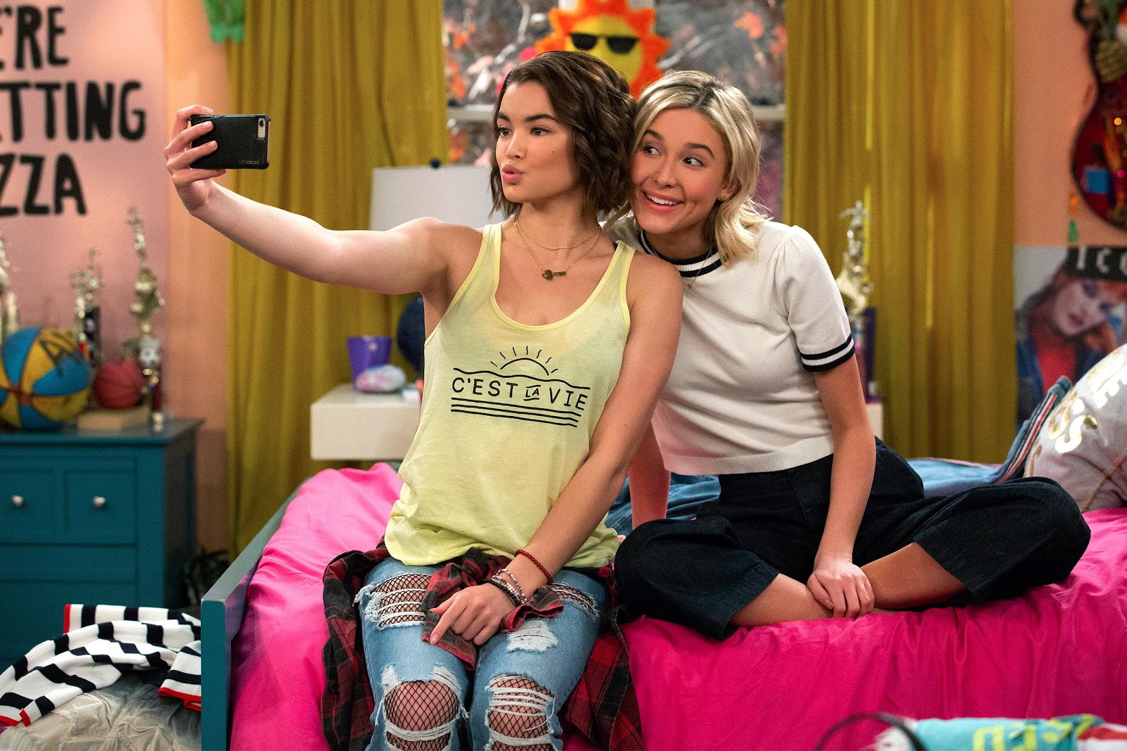 Image result for alexa and katie season 3