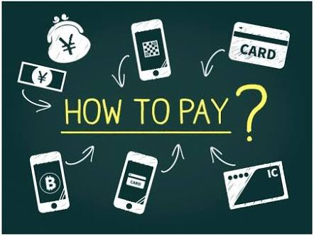 online casino how to pay