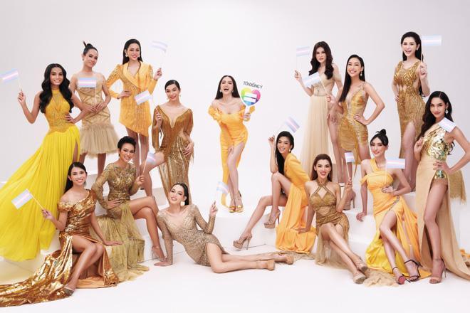 Dàn mỹ nhân chuyển giới của Đại Sứ Hoàn Mỹ sẽ tiếp tục đổ bộ Hoa hậu hoàn  vũ Việt Nam 2021?