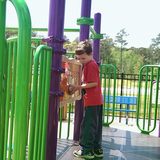 Playground Sensory Equipment