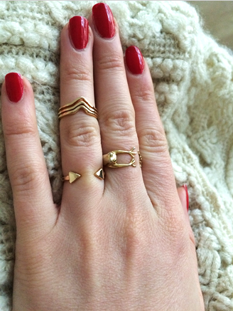 Just Remember That Balance Is The Key More Information About This Topic In Our Article How To Wear Multiple Rings