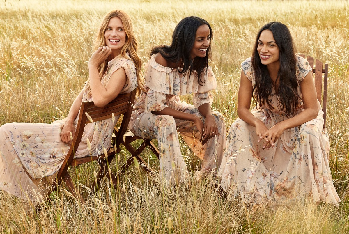 h&m's sustainable wear collection
