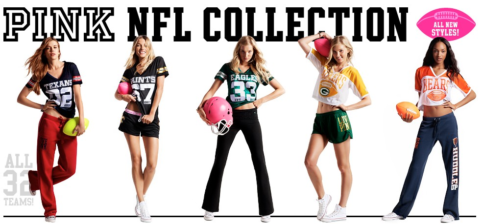 Victoria Secret College Victorias Secret Nfl College