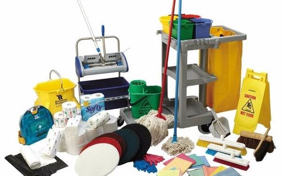 Retail trade activities at Rusen Sanitary Supply