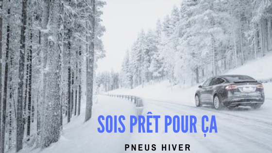 A car driving on a snowy road  Description automatically generated with medium confidence
