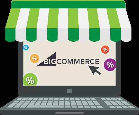 Big Commerce Website Development
