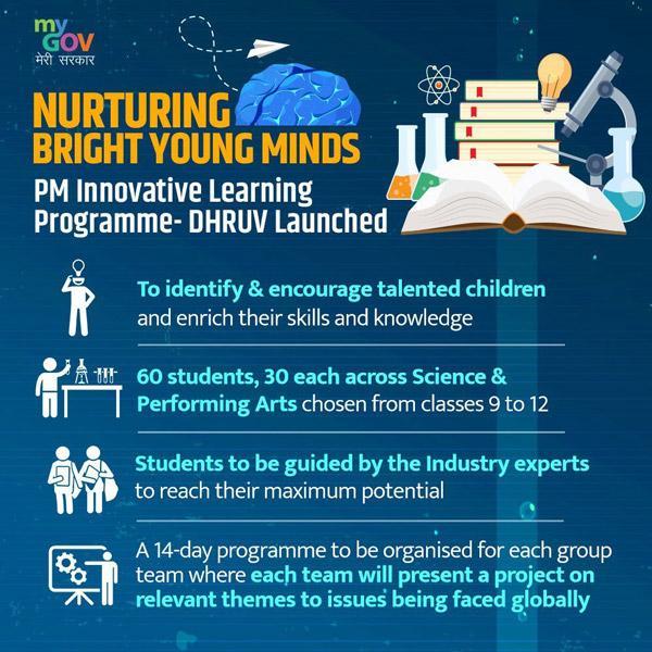 Image result for innovative learning program dhruv
