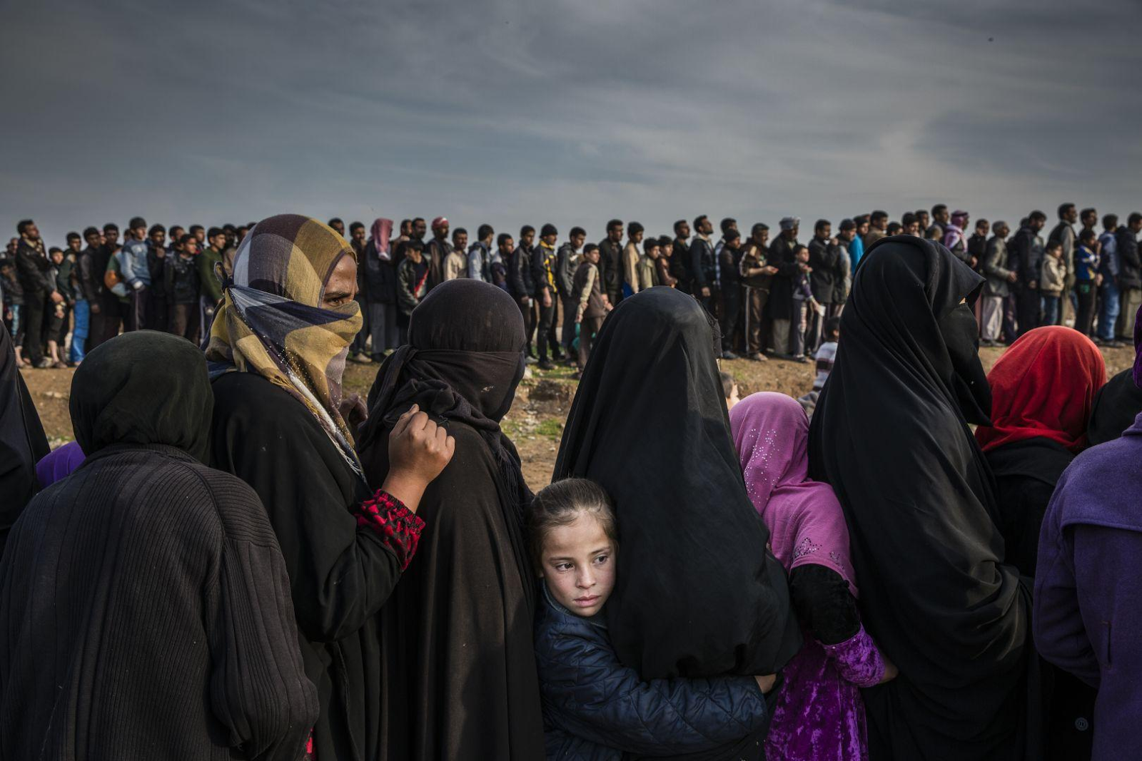 Battle of Mosul Ivor Prickett