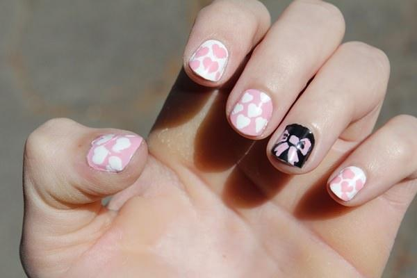 cute nail designs creem (32)