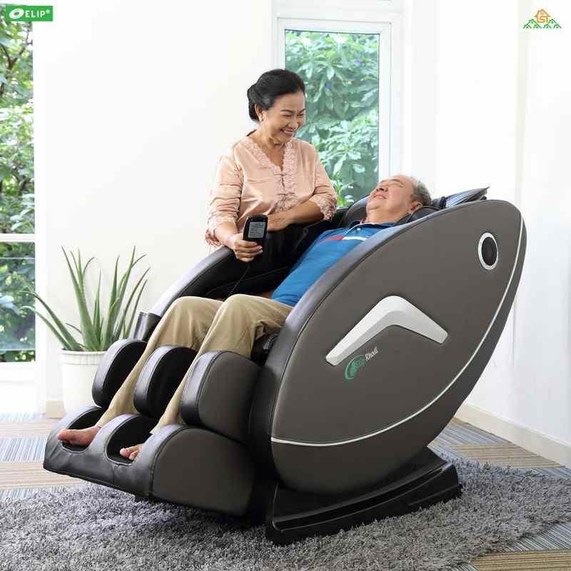 Ghế massage - Thư giãn tại nhà thoải mái và tiện lợ - Ảnh 3