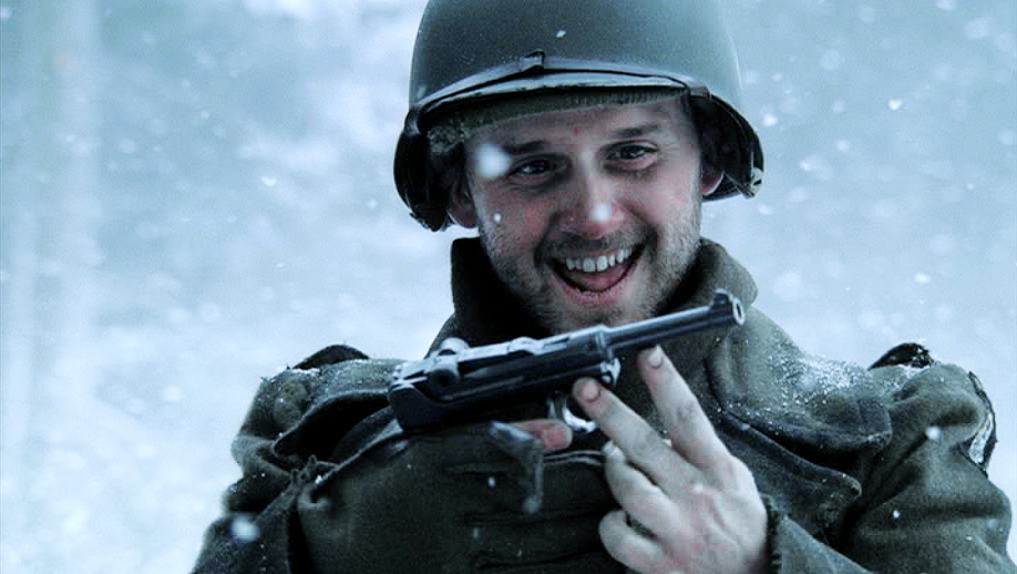band of brothers conceal carrying luger