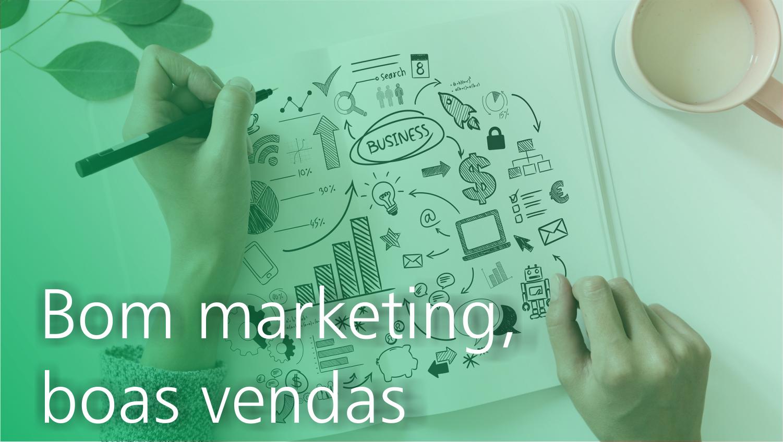marketing digital. Invista no marketing e tenha retorno em suas vendas