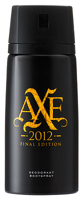 Axe limited edition 2012