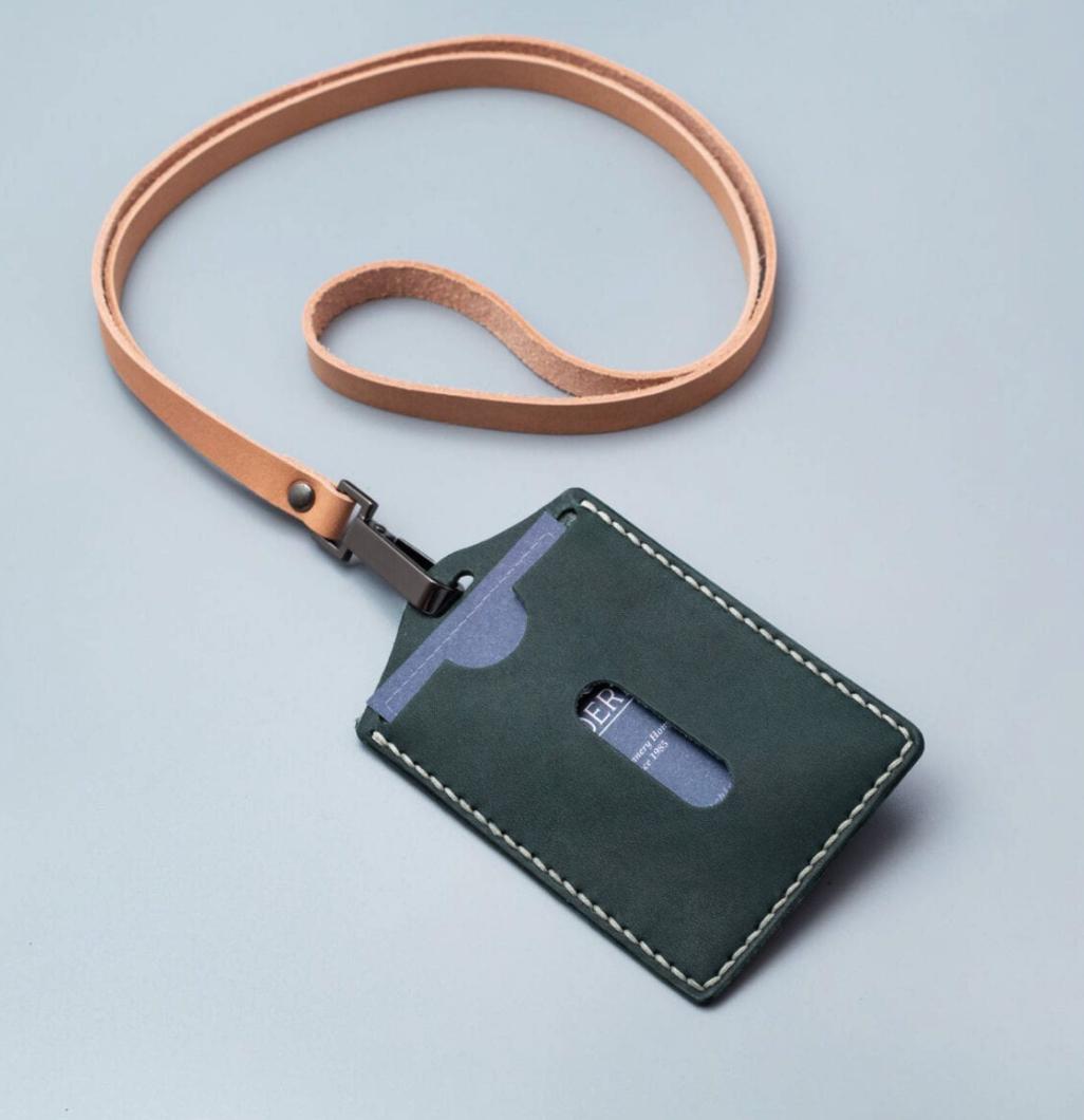 The Lederer card holder