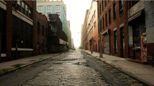 Большие города наподобие Нью-Йорка могут быть не лучшим местом для выживания в условиях постапокалипсиса