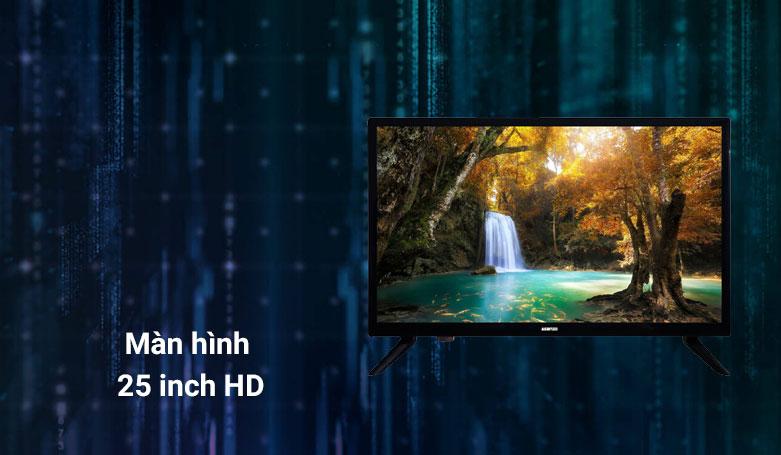 TIVI LED ASANZO 25 Inch 25S200T2   Màn hình 25 inch HD