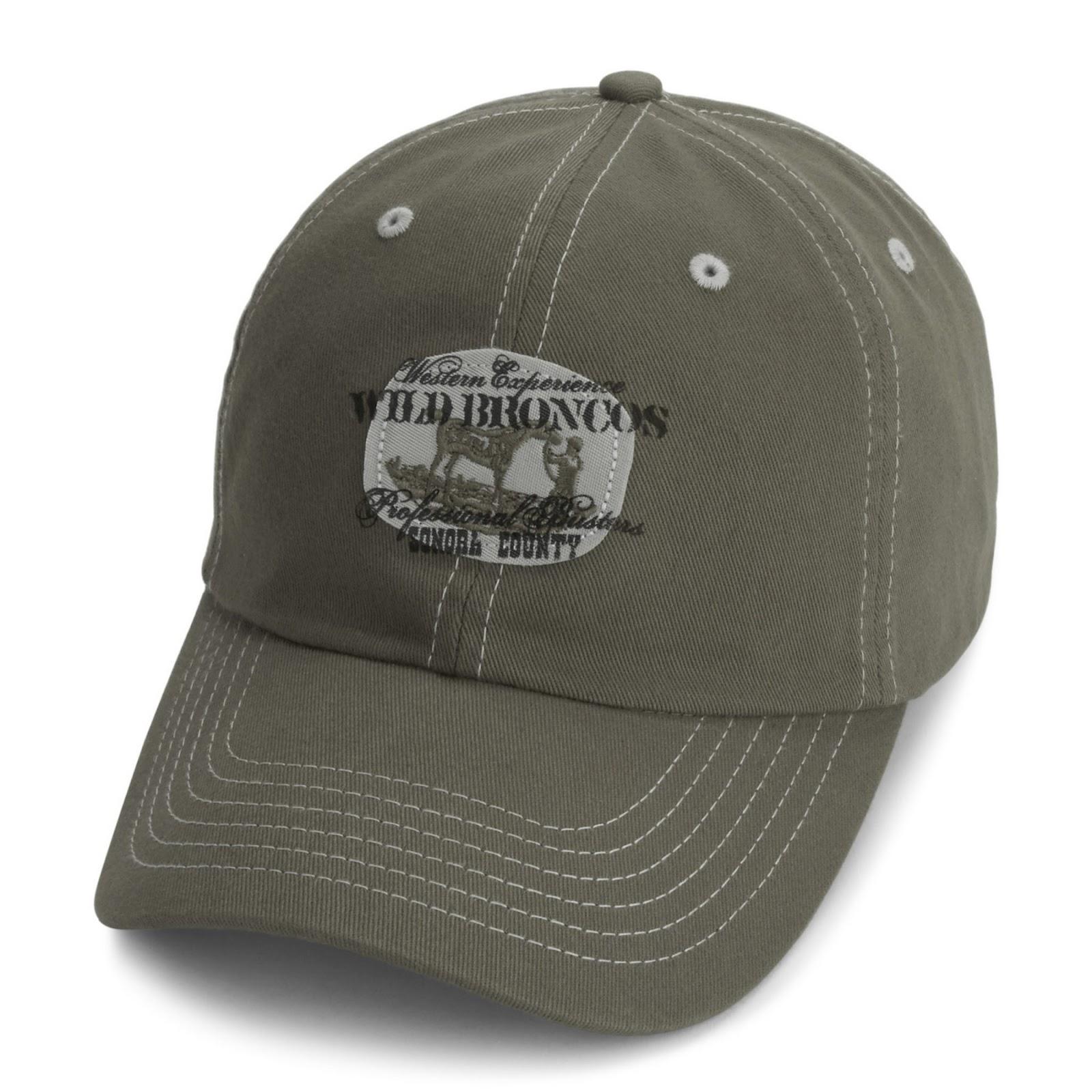 stitched Cap Design