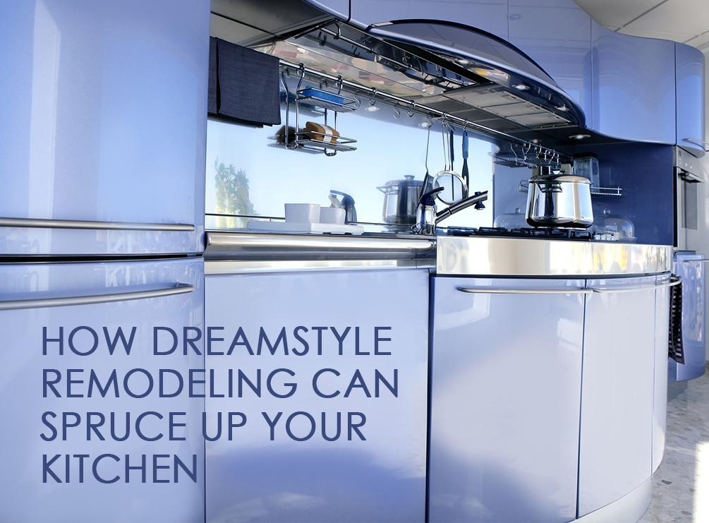 How dreamstyle remodeling can spruce up your kitchen for Albuquerque kitchen cabinets