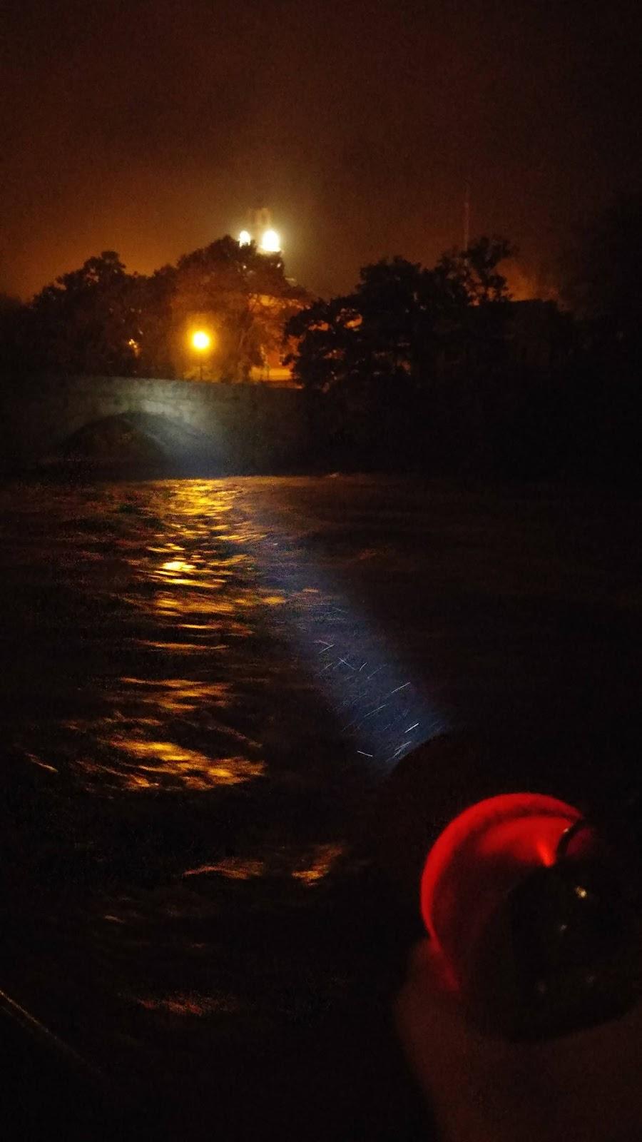 FoxFury Breakthrough BT2+ Flashlight Shines across Turkey River