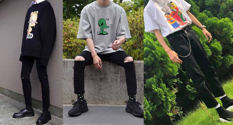 японская уличная мода - ZenMarket