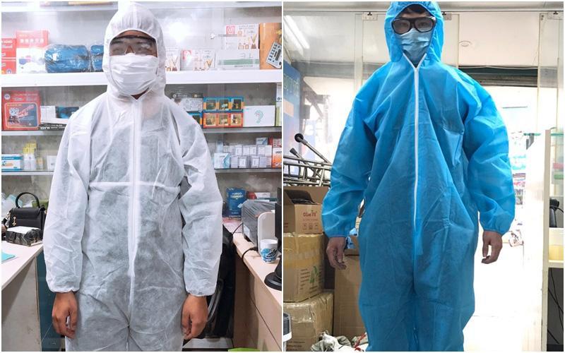 Địa chỉ cung cấp quần áo bảo hộ y tế chất lượng- Long Châu