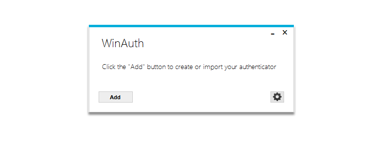 Configurar WinAuth