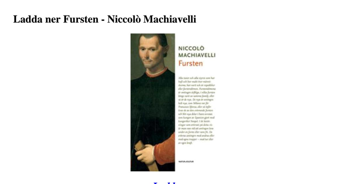 niccolo machiavelli the circle of governments Niccolò machiavelli (italian: [nikkoˈlɔ makjaˈvɛlli] 3 may 1469 – 21 june 1527), or more formally niccolò di bernardo dei machiavelli, was an italian renaissance historian, politician, diplomat, philosopher, humanist, and writer.