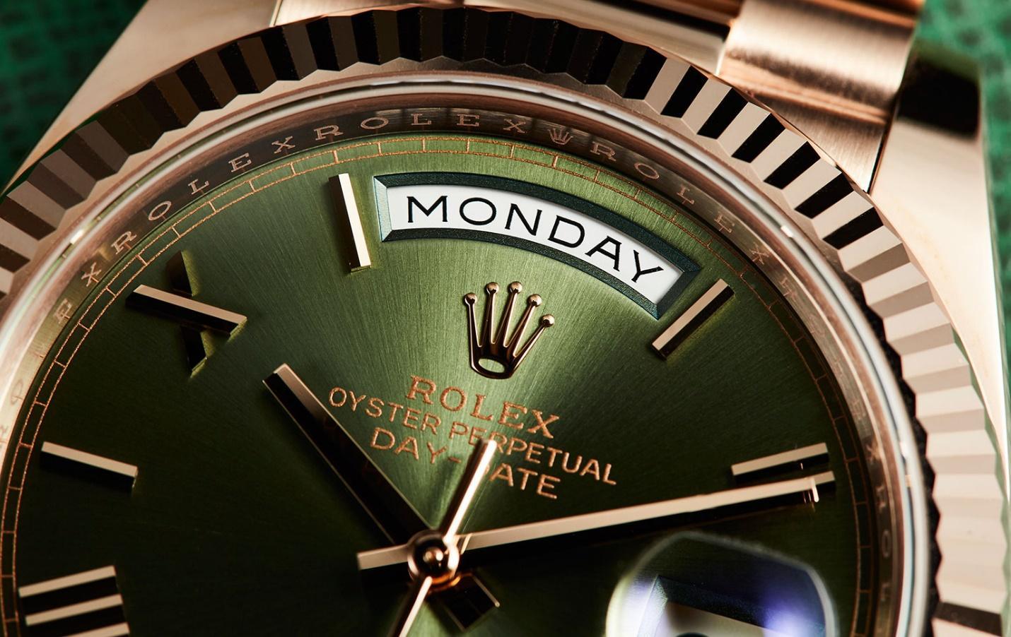 Cầm đồng hồ hiệu tại Người Bạn Vàng