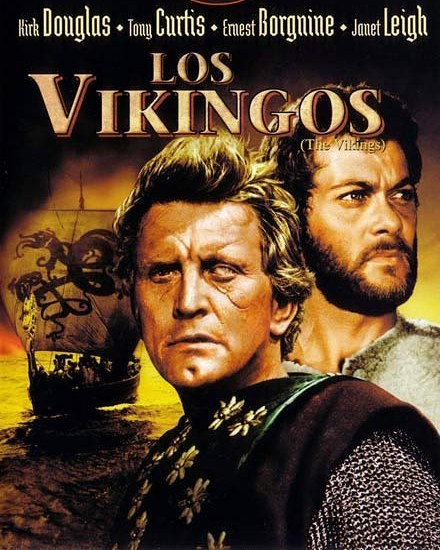 Los vikingos (1958, Richard Fleischer)