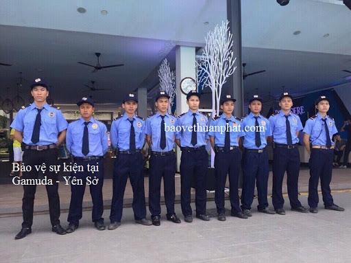Công ty dịch vụ bảo vệ Hải Phòng uy tín, chất lượng