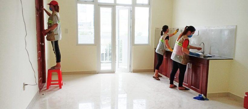 Các dịch vụ vệ sinh nhà cửa được các gia đình hiện đại ưa thích